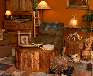 Southwest home decor southwestern home interior decorating for Southwestern home decor